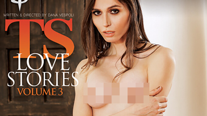 Korra Del Rio Stars in Dana Vespoli's 'TS Love Stories 3'