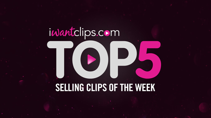 iWantEmpire Announces This Week's Best-Selling Clips
