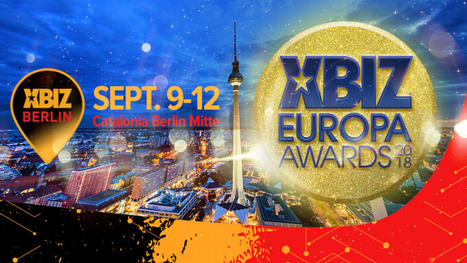 XBIZ Berlin Goes 'P3' for Paysites, Producers, Performers