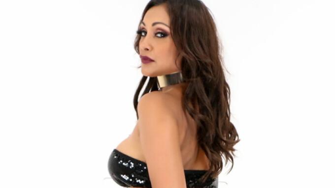 Priya Rai Returns to Performing, Launches New Signature Site