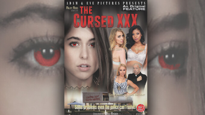 Riley Reid Stars in Adam & Eve's 'The Cursed XXX'