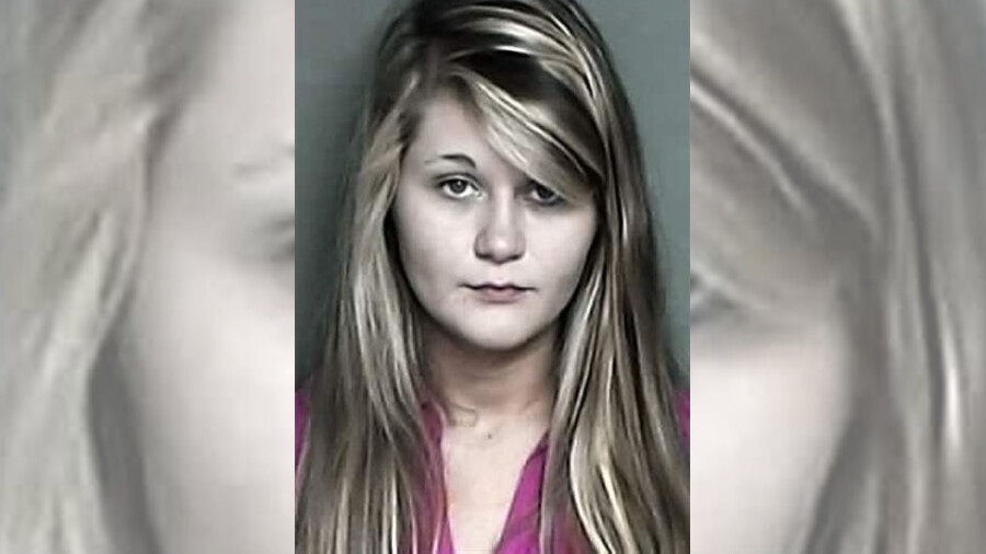 Whitney Wisconsin Sentenced to 9 Months in Jail, Stripped