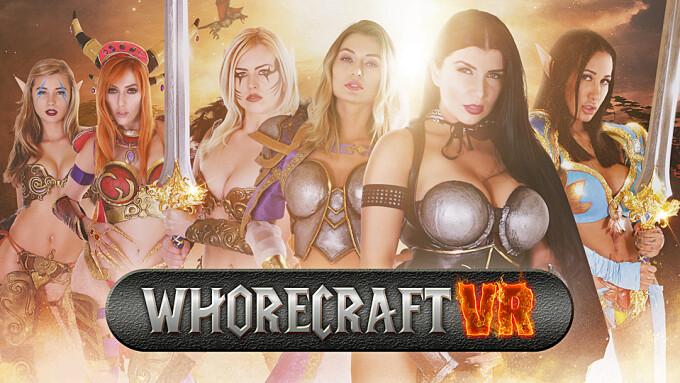 Whorecraft VR Adds Bonus Content, 3D Scene