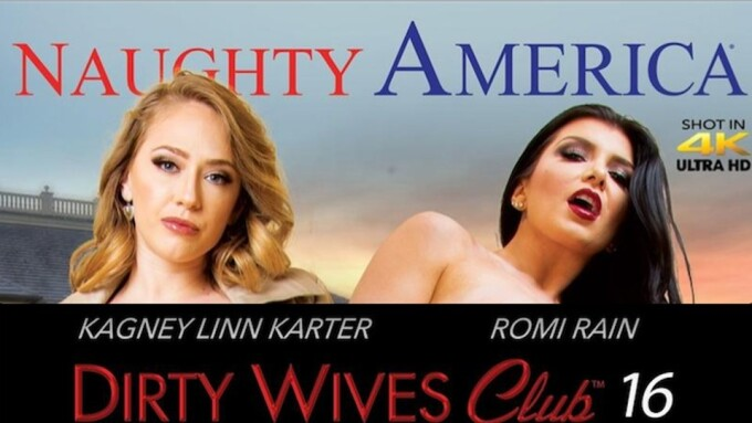 Naughty America Streets 'Dirty Wives Club 16'