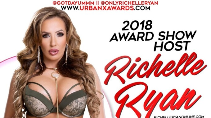 Richelle Ryan Tapped to Co-Host Urban X Awards