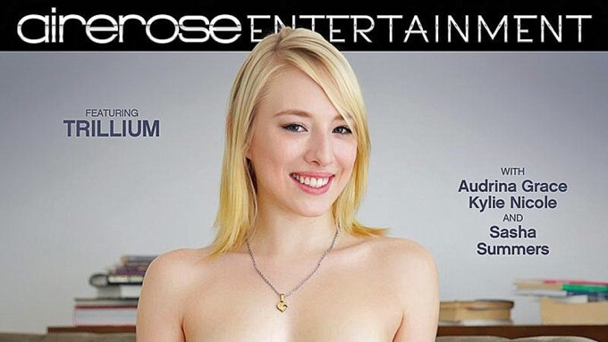 Airerose Releases 'Amateurs 2' Featuring Cover Model Trillium