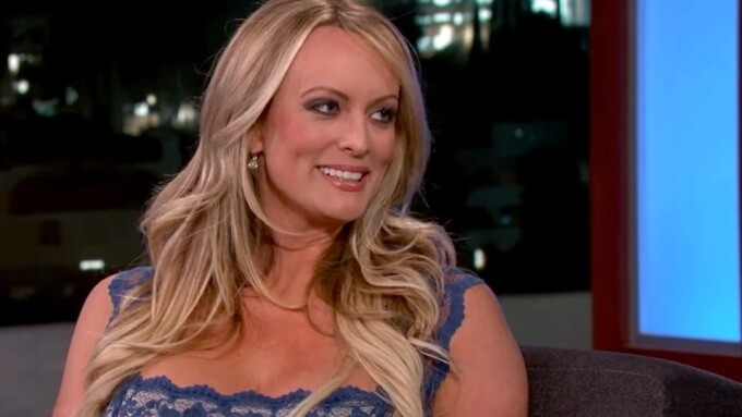 Prosecutors Drop Charges Against Stormy Daniels