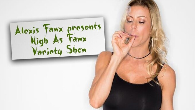 Alexis Fawx 'High as Fawx' Tonight in Hollywood