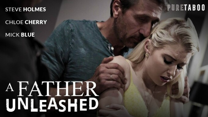 Pure Taboo Debuts 'A Father Unleashed' With Chloe Cherry