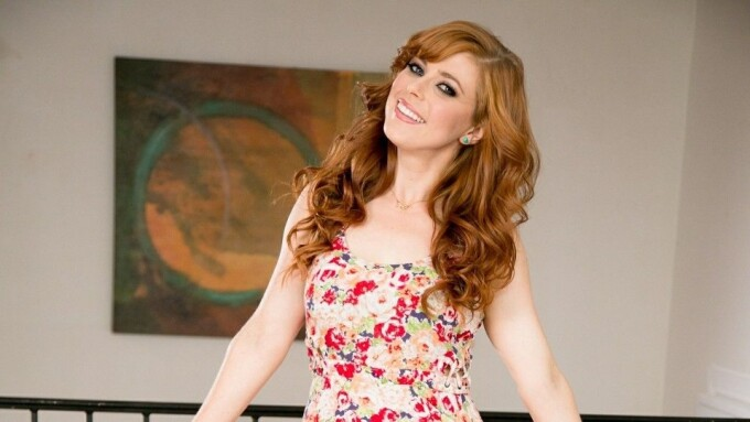 Penny Pax Voted Top VNALive Girl for July