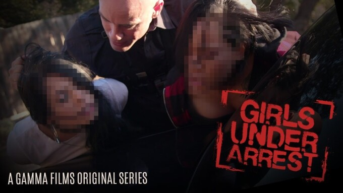 Bree Mills Says Book 'Em in Gamma Films' 'Girls Under Arrest' Series