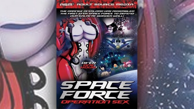 Adult Source Media's 'Space Force' Targets Anime Porn Fans