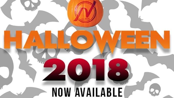 Nalpac Reveals 2018 Halloween Catalog