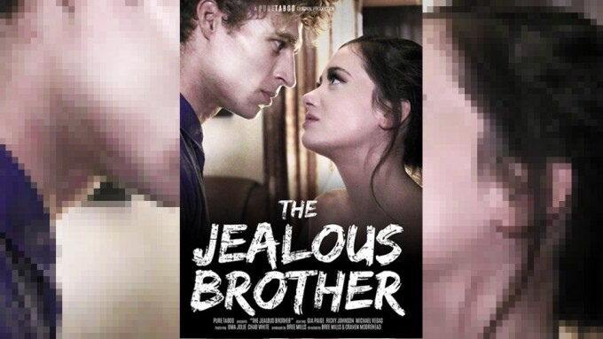PureTaboo Releases 'The Jealous Brother'