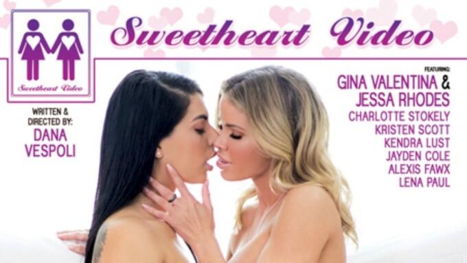 Sweetheart Offers 'Lesbian Analingus 12'