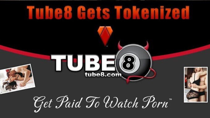 Tube8 Signs Deal With Vice Industry Token to Tokenize Platform