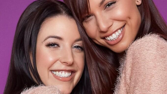 Angela White Stars in GG Showcase 'Angela Loves Women 4'