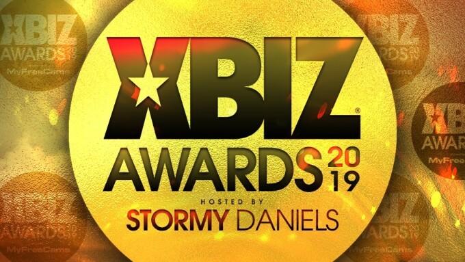 2019 XBIZ Awards Categories Announced, Pre-Noms Begin Sept. 1