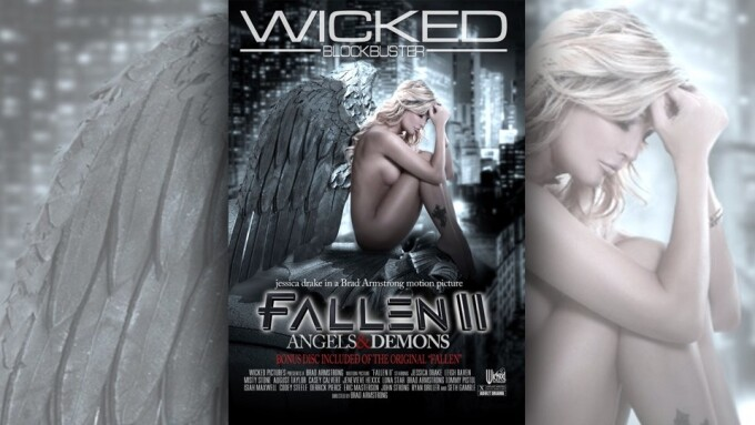 Wicked Unveils Cover Art, Additional Details for 'Fallen II'