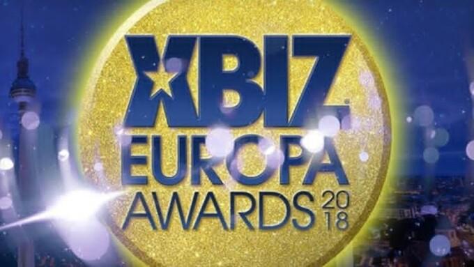 1st-Ever XBIZ Europa Awards Winners Announced