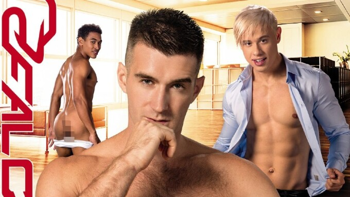 Woody Fox, Alam Wernik Topline 'Work It Up' for Falcon Studios
