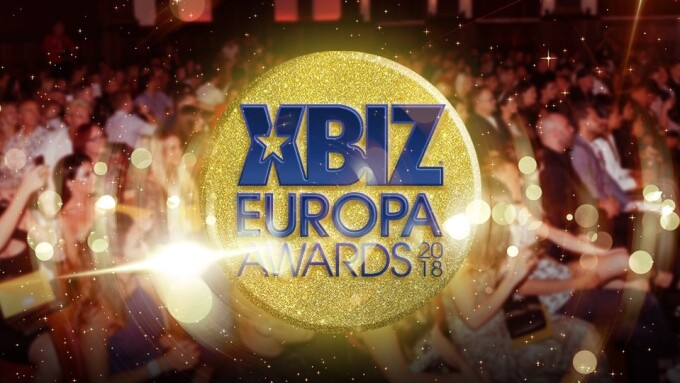 1st XBIZ Europa Awards Crown a Continent