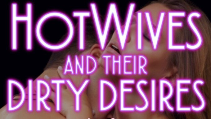 Kay Brandt Debuts Audiobook for 'Hotwives and Their Dirty Desires'