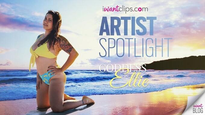Goddess Ellie Gets Candid in iWantBlog Artist Spotlight