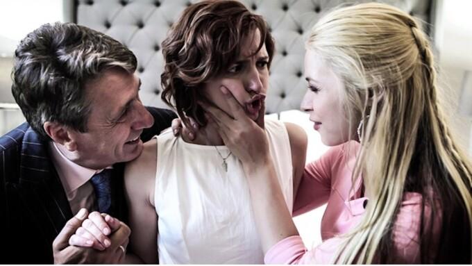 Sarah Vandella Enjoys Villainous Turn in Pure Taboo's 'Anne'