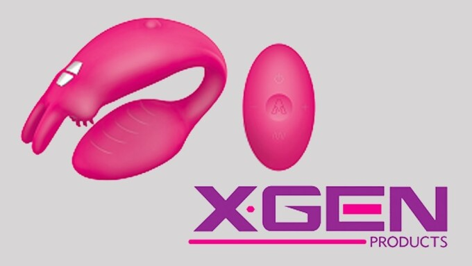 Xgen Shipping New Couples Rabbit Licensed by We-Vibe