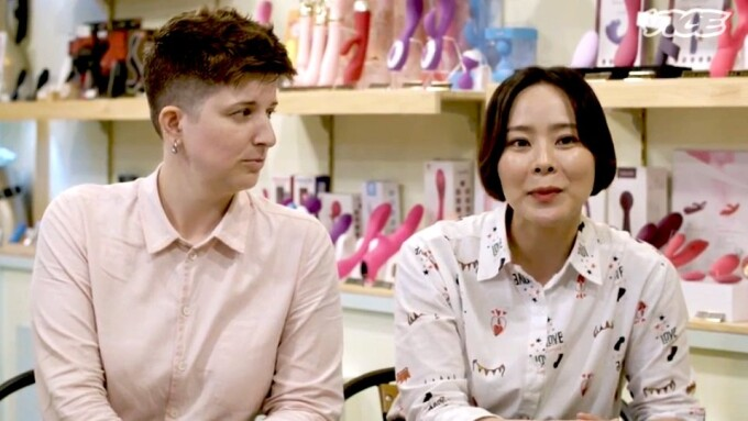Vice Media Peers Into Rise of South Korea's Sex Shop Industry