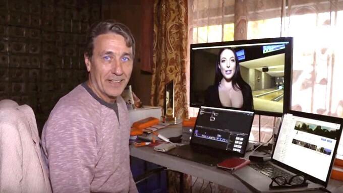 Steve Holmes Takes Viewers 'Behind The Porn Scenes'