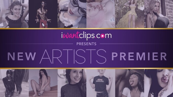 iWantClips Welcomes New Roster of Clip Artists