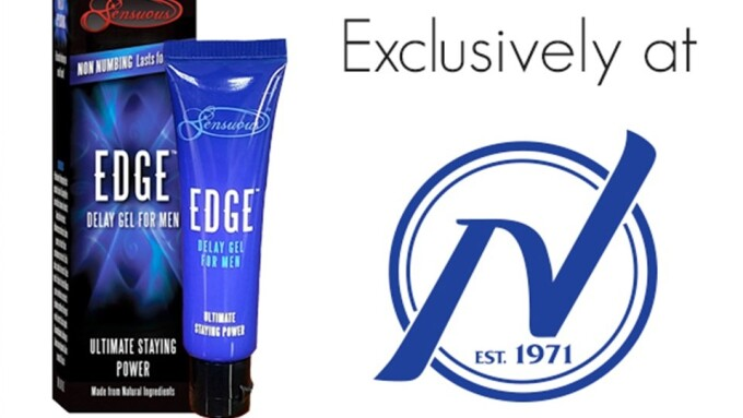 Nalpac Exclusively Distributing Edge USA Delay Gel