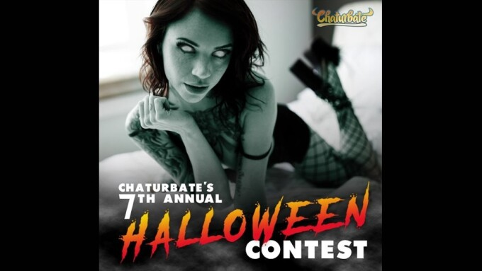 Chaturbate Begins 7th Annual Halloween Contest