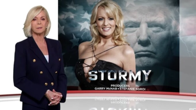 Stormy Daniels Goes on '60 Minutes Australia' to Share More Details