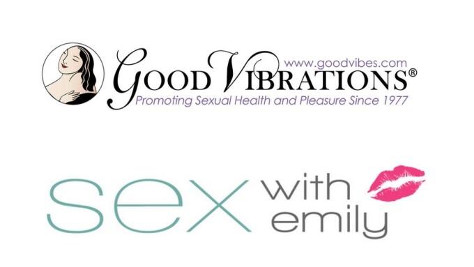 Good Vibrations, Dr. Emily Morse Team Up