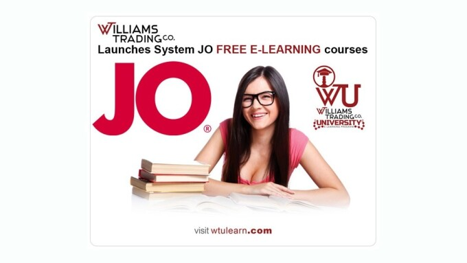 Williams Trading Launches System JO E-Learning Courses