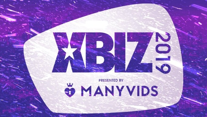 XBIZ 2019 Show Website Now Live