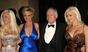 Hugh Hefner's Property to Be Auctioned Off Next Month
