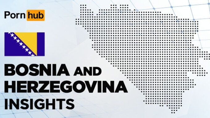 Pornhub Discloses Bosnia and Herzegovina Traffic Stats