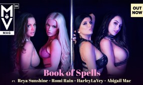 ManyVids Releases MV Mag 20: Book of Spells