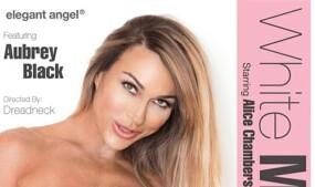 Aubrey Black Tempts in 'White Mommas 7' for Elegant Angel