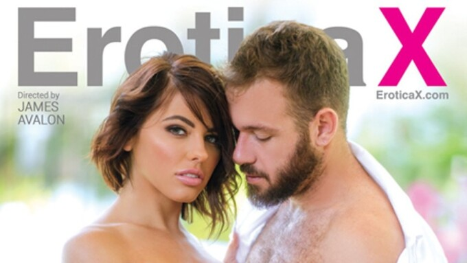 Adriana Chechik, Alexis Fawx Enjoy 'First Dates' for Erotica X