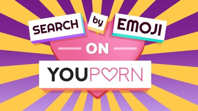 YouPorn Launches 'Search by Emoji' Feature