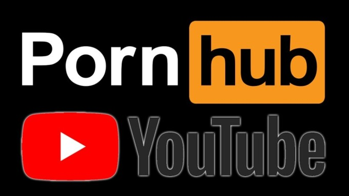 Pornhub: Traffic Spiked During Tuesday Night's YouTube Outage
