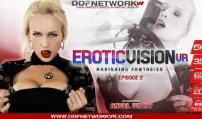 Angel Wicky Is a 'Dirty Talkin Diva' on DDFNetwork VR