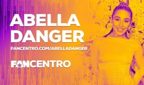 Abella Danger Joins FanCentro
