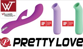 Williams Trading Co. Partners With Pretty Love Brand