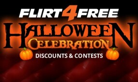 Flirt4Free Halloween Promo Puts $20K in Prizes Up for Grabs